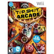Top Shot Arcade Video Game for Nintendo Wii