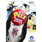 Petz Crazy Monkeyz Video Game for Nintendo Wii