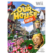 Our House Party! Video Game for Nintendo Wii