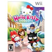 Hello Kitty Seasons Video Game for Nintendo Wii