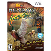 Pheasants Forever Wingshooter Video Game for Nintendo Wii