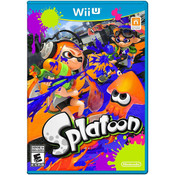 Splatoon Video Game for Nintendo Wii U