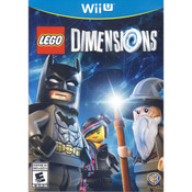 Lego Dimensions Video Game for Nintendo Wii U