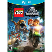 Lego Jurassic World Video Game for Nintendo Wii U