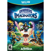 Skylanders Imaginators Video Game for Nintendo Wii U