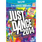Just Dance 2014 Video Game for Nintendo Wii U