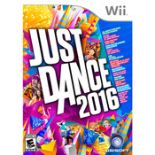 Just Dance 2016 Video Game for Nintendo Wii U