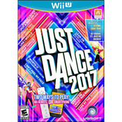 Just Dance 2017 Video Game for Nintendo Wii U