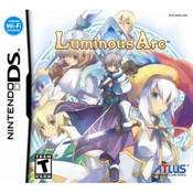 Luminous Arc Video Game for Nintendo DS