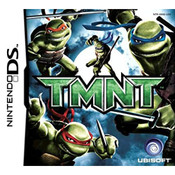TMNT Video Game for Nintendo DS