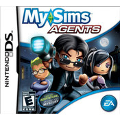 My Sims Agents Video Game for Nintendo DS