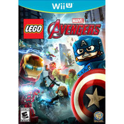 LEGO Marvel Avengers Video Game for Nintendo WIi U
