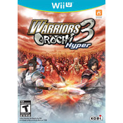 Warriors Orochi 3 Hyper Video Game for Nintendo Wii U