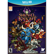 Shovel Knight Video Game for Nintendo Wii U