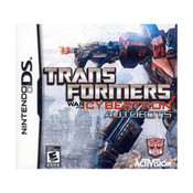 Transformers War for Cybertron Autobots Video Game for Nintendo DS