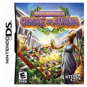 Jewel Master Cradle of Athena Video Game for Nintendo DS