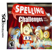 Spelling Challenges Video Game for Nintendo DS