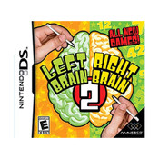 Left Brain Right Brain 2 Video Game for Nintendo DS