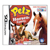 Petz Horsez Family Video Game for Nintendo DS