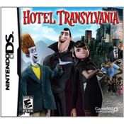 Hotel Transylvania Video Game for Nintendo DS