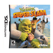 Shrek Super Slam Video Game for Nintendo DS