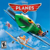 Planes Video Game for Nintendo DS