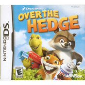 Over the Hedge Hammy Goes Nuts! Video Game for Nintendo DS