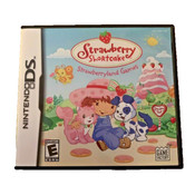 Strawberry Shortcake Strawberryland Games Video Game for Nintendo DS