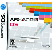 Arkanoid DS Video Game for Nintendo DS