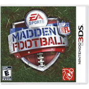 Madden NFL Football - 3DS Game
