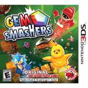 Gem Smashers Video Game for Nintendo 3DS