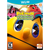 Pac-Man and the Ghostly Adventures Video Game for Nintendo Wii U