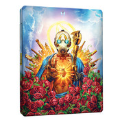 Borderlands 3 (Super Deluxe Edition Steelbook) Video Game for Sony PS4