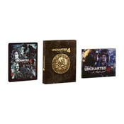 Uncharted 4 Special Edition Bundle - PS4 Game