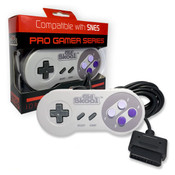 Old Skool Pro Gamer Series Replica Controller for SNES