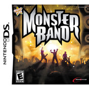 Monster Band Video Game for Nintendo DS