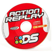 Action Replay Data Disc for Nintendo DS, DS Lite