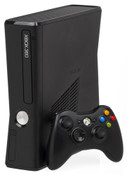Xbox 360 Slim Black Player Pak