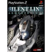 Silent Line Armored Core Video Game for Sony PS2