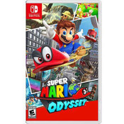 Super Mario Odyssey Video Game for Nintendo Switch