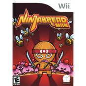 Ninjabread Man Video Game for Nintendo Wii