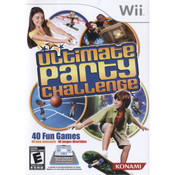Ultimate Party Challenge Video Game for Nintendo Wii