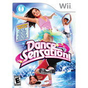 Dance Sensation Video Game for Nintendo Wii