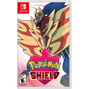 Pokemon Shield Video Game for Nintendo Switch