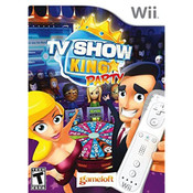 TV Show King Party Video Game for Nintendo Wii Game