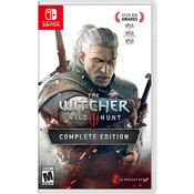 Witcher 3 Wild Hunt Complete Edition Video Game for Nintendo Switch