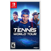 Tennis World Tour Video Game for Nintendo Switch