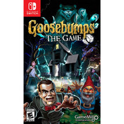 Goosebumps The Game for Nintendo Switch