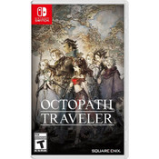 Octopath Traveler Video Game for Nintendo Switch
