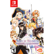 Tales of Vesperia Definitive Edition Video Game for Nintendo Switch